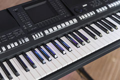 Free Electronic Piano Stock Photos - 43230873