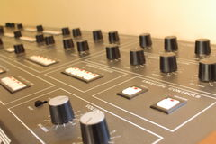 Electronic piano Stock Photo