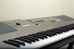 Electronic Piano keyboard Stock Photos