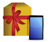 Electronic present Stock Images