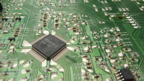 electronic radio components royalty free stock images