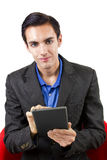 Electronic Reader Royalty Free Stock Photo