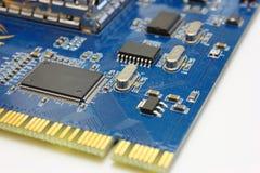 Electronic scheme Royalty Free Stock Photo