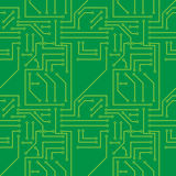 Electronic Seamless pattern Royalty Free Stock Images