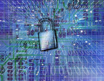 Electronic Security Stock Images