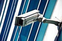 Electronic security video camera Stock Photos