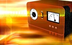 Electronic stabilizer Stock Photo