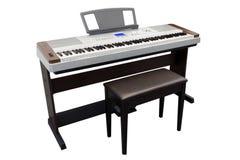 Electronic synthesizer Royalty Free Stock Photo