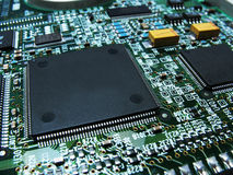 Electronic table Royalty Free Stock Image