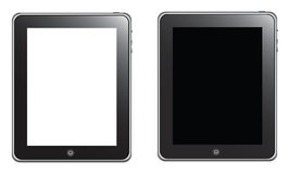 Electronic tablet Stock Photo