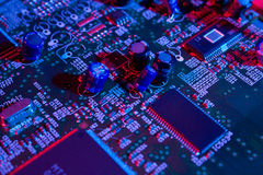 Electronic technology Stock Photography