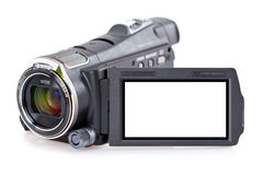 Electronic video camera Stock Photography
