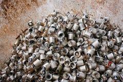 Electronic Wast - Stock Image Stock Photos