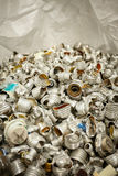 Electronic Wast - Stock Image Royalty Free Stock Photography