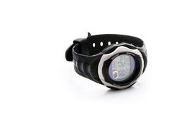 Electronic watch Royalty Free Stock Photos