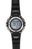 Electronic waterproof watch Stock Photography