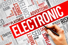 Electronic Stock Images
