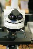 Electronical microscope Stock Photos