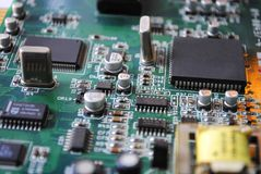 Electronics Royalty Free Stock Photography