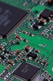 Electronics abstract stock photography