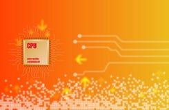 Electronics background Royalty Free Stock Images