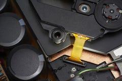 Electronics closeup Stock Photography