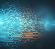 Electronics concept Stock Photos