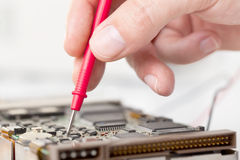 Electronics engineer Stock Images