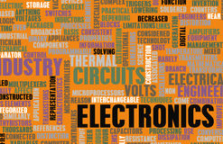 Electronics Industry Royalty Free Stock Photo