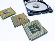 Electronics parts stock photography
