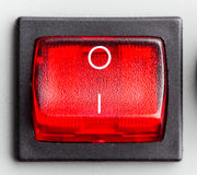 Electronics switch Royalty Free Stock Images