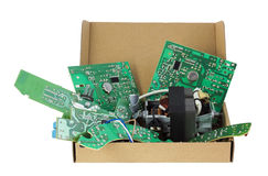 Electronics for utilization Stock Photography