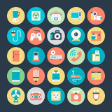 Electronics Vector Icons 4 Stock Photo