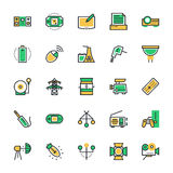 Electronics Vector Icons 6 Royalty Free Stock Images