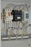 Electroshield pump control. royalty free stock photo