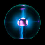Electrostatic ball Royalty Free Stock Photo