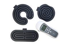 Electrostimulator avec des becs Image stock