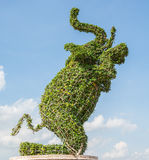 Elefant-Baum Stockfotografie
