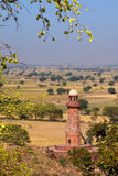 Elefant-Kontrollturm stockfotos