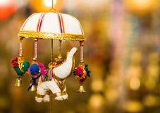 Elefant-Mobile Stockfotografie