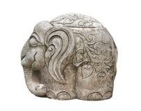 Elefant-Statue. Lizenzfreies Stockbild