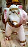Elefant-Statue stockbild