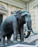 Elefant-Statue Stockfotos