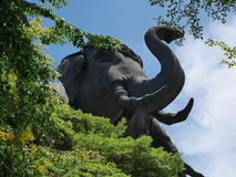 Elefant-Statue Picture2 Stockfoto
