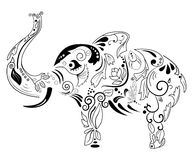 Elefante royalty illustrazione gratis