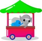 Elefante illustrazione di stock