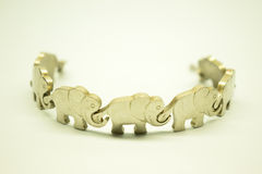 Elefante Chain 2 Foto de Stock Royalty Free