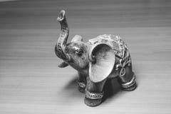 Elefante decorativo Fotos de archivo libres de regalías