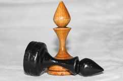 Elefante del ajedrez Imagen de archivo