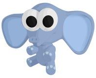 Elefante del bambino Fotografia Stock Libera da Diritti